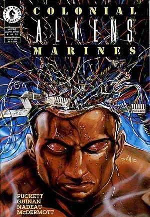 Aliens: Colonial Marines (1993-1994)#8