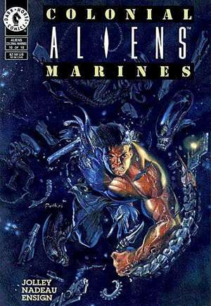 Aliens: Colonial Marines (1993-1994)#10