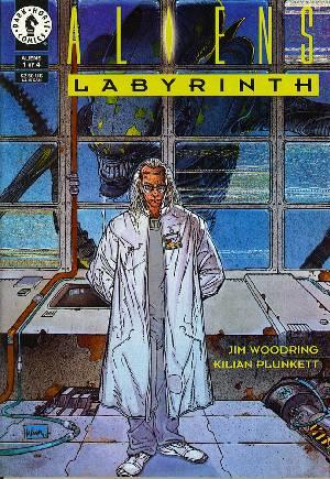 Aliens: Labyrinth (1993-1994)#1