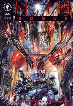 Aliens: Rogue (1993)#2