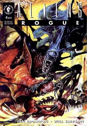 Aliens: Rogue (1993)#4