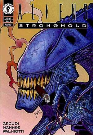 Aliens: Stronghold (1994) #3