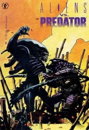 Aliens vs. Predator (1990)#0
