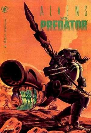 Aliens vs. Predator (1990)#1A
