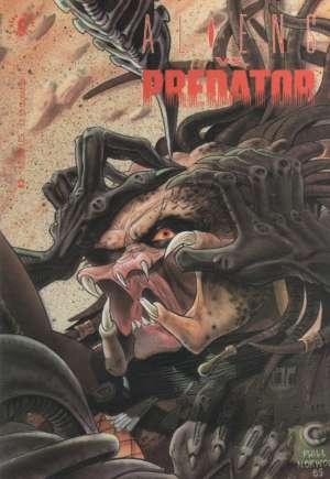 Aliens vs. Predator (1990)#2
