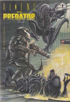 Aliens vs. Predator (1990)#3