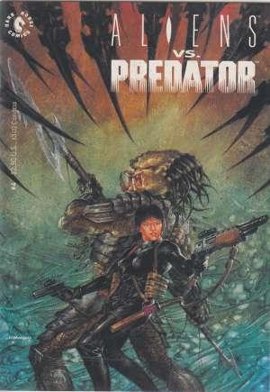 Aliens vs. Predator (1990)#4