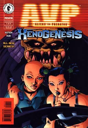 Aliens vs. Predator: Xenogenesis (1999-2000)#1