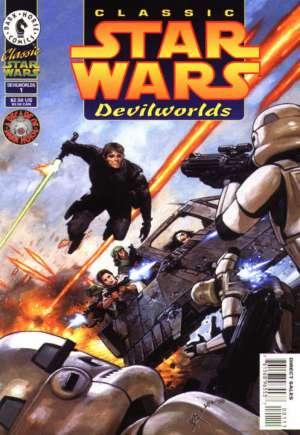 Classic Star Wars Devil Worlds#1