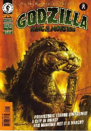 Dark Horse Classics: Godzilla King of the Monsters#1