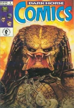 Dark Horse Comics (1992-1994)#1