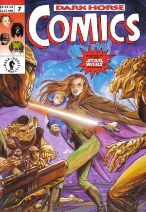 Dark Horse Comics (1992-1994)#7