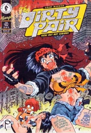 Dirty Pair: Fatal But Not Serious#5