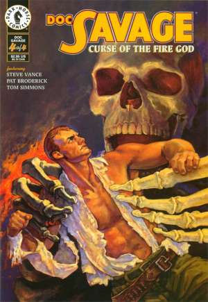 Doc Savage: Curse of the Fire God (1995)#4