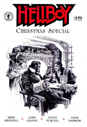 Hellboy Christmas Special#1
