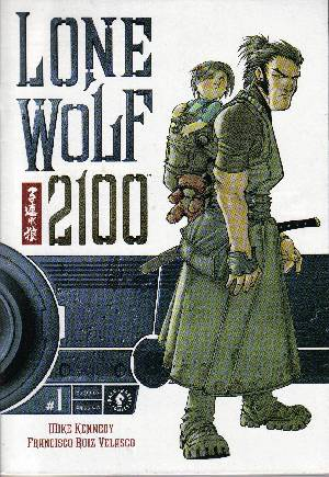 Lone Wolf 2100 (2002-2004)#1