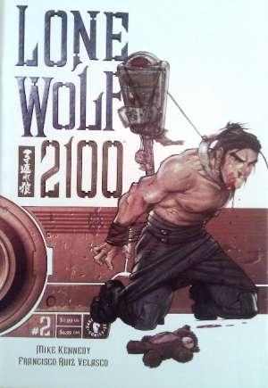 Lone Wolf 2100 (2002-2004)#2