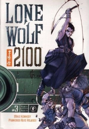 Lone Wolf 2100 (2002-2004)#3