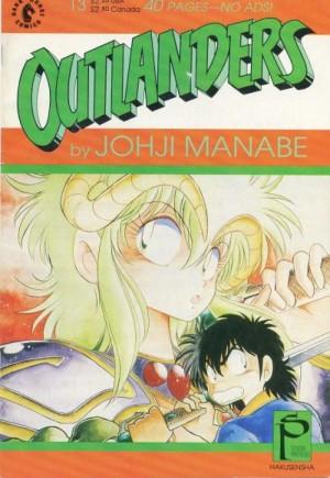 Outlanders (1988-1992)#13