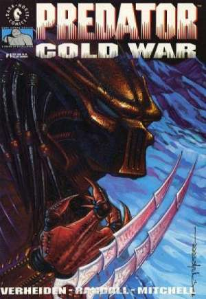 Predator: Cold War#1