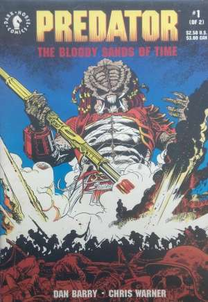 Predator: The Bloody Sands of Time#1