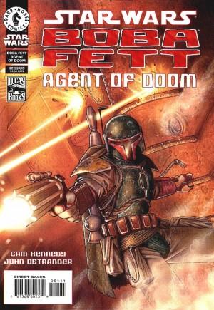 Star Wars: Boba Fett - Agent of Doom#1
