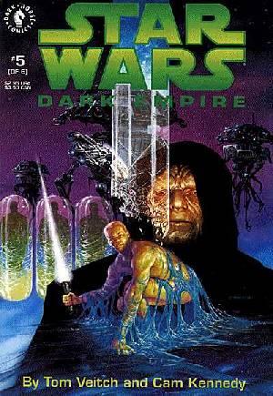 Star Wars: Dark Empire#5A