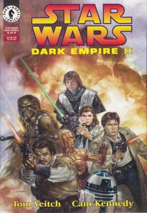 Star Wars: Dark Empire II#6A
