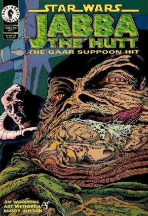 Star Wars: Jabba the Hutt - The Gaar Suppoon Hit (1995)#1