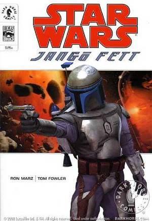 Star Wars: Jango Fett#TP