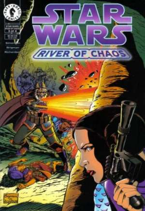 Star Wars: River of Chaos#3