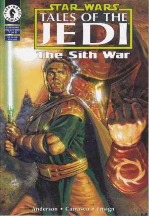 Star Wars: Tales of the Jedi - The Sith War#1