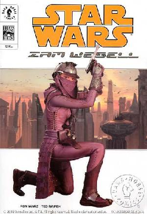 Star Wars: Zam Wesell#GN