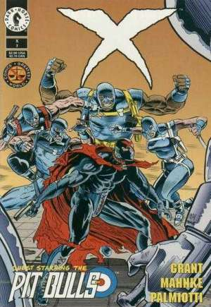X (1994-1996)#3