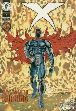 X (1994-1996)#4