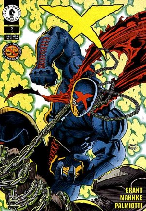 X (1994-1996)#5