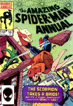 Amazing Spider-Man (1963-1998)#Annual 18B