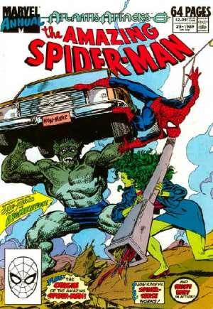 Amazing Spider-Man (1963-1998)#Annual 23B