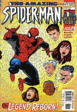 Amazing Spider-Man (1999-2014)#1A
