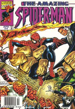 Amazing Spider-Man (1999-2014)#4A