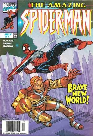 Amazing Spider-Man (1999-2014)#7A