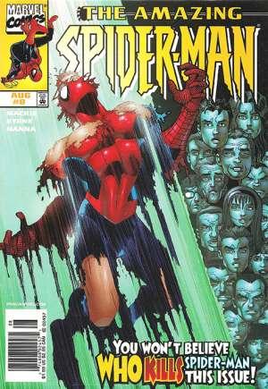 Amazing Spider-Man (1999-2014)#8A
