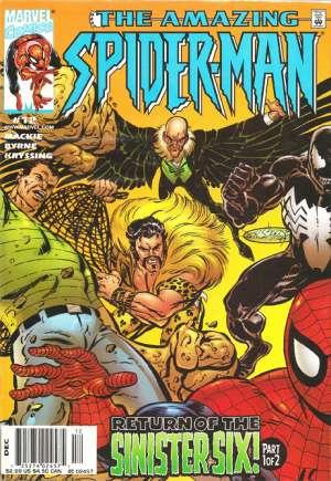 Amazing Spider-Man (1999-2014)#12A