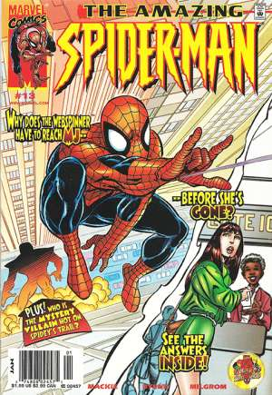 Amazing Spider-Man (1999-2014) #13A