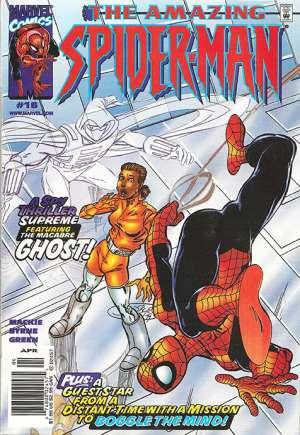 Amazing Spider-Man (1999-2014)#16A