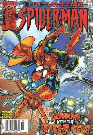 Amazing Spider-Man (1999-2014)#21A