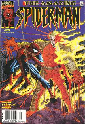 Amazing Spider-Man (1999-2014) #23A