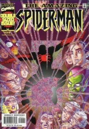 Amazing Spider-Man (1999-2014)#25C