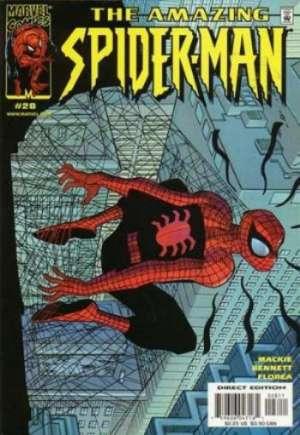 Amazing Spider-Man (1999-2014)#28B