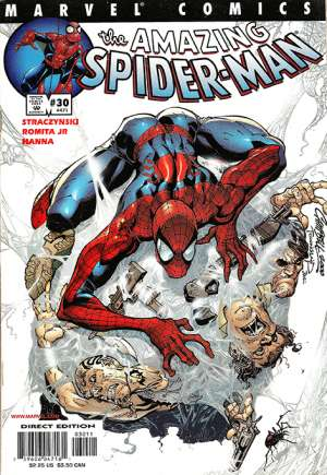 Amazing Spider-Man (1999-2014)#30B